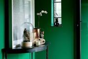 Фото 21 Изумрудный цвет в интерьере (72 фото): благородство и изысканность