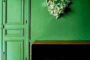 Фото 5 Изумрудный цвет в интерьере (72 фото): благородство и изысканность