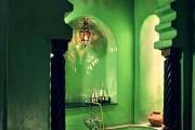 Фото 27 Изумрудный цвет в интерьере (72 фото): благородство и изысканность