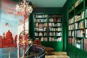 Фото 28 Изумрудный цвет в интерьере (72 фото): благородство и изысканность