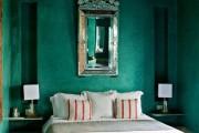 Фото 7 Изумрудный цвет в интерьере (72 фото): благородство и изысканность