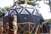 Фото 29 Купольные дома (64 фото): новое слово в строительстве или архитектурное безумие