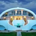 Купольные дома (64 фото): новое слово в строительстве или архитектурное безумие фото