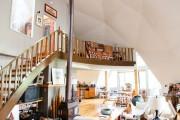 Фото 7 Купольные дома (64 фото): новое слово в строительстве или архитектурное безумие