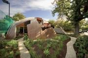 Фото 16 Купольные дома (64 фото): новое слово в строительстве или архитектурное безумие