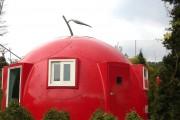 Фото 32 Купольные дома (64 фото): новое слово в строительстве или архитектурное безумие