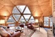 Фото 5 Купольные дома (64 фото): новое слово в строительстве или архитектурное безумие