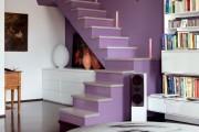 Фото 1 Лиловый цвет в интерьере (56 фото): тонкости значения и использования
