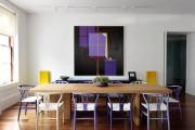 Фото 7 Лиловый цвет в интерьере (56 фото): тонкости значения и использования