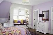 Фото 11 Лиловый цвет в интерьере (56 фото): тонкости значения и использования
