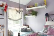 Фото 16 Лиловый цвет в интерьере (56 фото): тонкости значения и использования