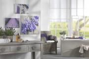 Фото 18 Лиловый цвет в интерьере (56 фото): тонкости значения и использования
