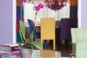 Фото 21 Лиловый цвет в интерьере (56 фото): тонкости значения и использования