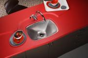 Фото 3 Мойка для кухни из нержавеющей стали (70+ фото): как выбрать идеальную модель для кухни?