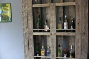 Фото 8 Мебель из поддонов (фото): экологично и оригинально