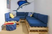 Фото 17 Мебель из поддонов (фото): экологично и оригинально