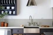 Фото 10 Мойка для кухни из нержавеющей стали (55 фото): удобно, стильно, долговечно