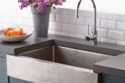 Фото 7 Мойка для кухни из нержавеющей стали (70+ фото): как выбрать идеальную модель для кухни?