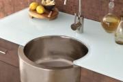 Фото 6 Мойка для кухни из нержавеющей стали (70+ фото): как выбрать идеальную модель для кухни?