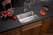 Фото 9 Мойка для кухни из нержавеющей стали (70+ фото): как выбрать идеальную модель для кухни?