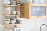 Фото 19 Мойка для кухни из нержавеющей стали (55 фото): удобно, стильно, долговечно