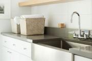 Фото 24 Мойка для кухни из нержавеющей стали (55 фото): удобно, стильно, долговечно