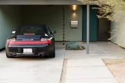 Фото 5 Навес для машины (90 фото): компактное укрытие для авто