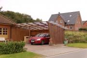 Фото 22 Навес для машины (90 фото): компактное укрытие для авто
