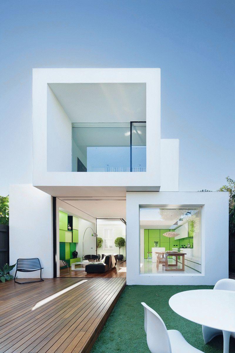 В современных домах крыльцо может выполнять функцию площадки для отдыха