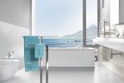 Фото 5 Полотенцесушитель для ванной: 65+ стильных вариантов для интерьера и советы дизайнеров