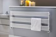 Фото 9 Полотенцесушитель для ванной: 65+ стильных вариантов для интерьера и советы дизайнеров