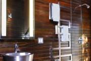 Фото 12 Полотенцесушитель для ванной: 65+ стильных вариантов для интерьера и советы дизайнеров