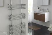 Фото 14 Полотенцесушитель для ванной: 65+ стильных вариантов для интерьера и советы дизайнеров