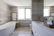 Фото 16 Полотенцесушитель для ванной: 65+ стильных вариантов для интерьера и советы дизайнеров