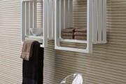 Фото 22 Полотенцесушитель для ванной: 65+ стильных вариантов для интерьера и советы дизайнеров