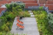 Фото 10 Проекты домов с плоской крышей (62 фото): новые материалы — новые возможности