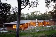 Фото 7 Проекты домов с плоской крышей (62 фото): новые материалы — новые возможности