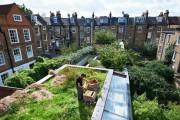 Фото 27 Проекты домов с плоской крышей (62 фото): новые материалы — новые возможности