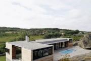 Фото 16 Проекты домов с плоской крышей (62 фото): новые материалы — новые возможности