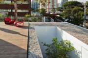 Фото 9 Проекты домов с плоской крышей (62 фото): новые материалы — новые возможности