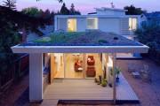 Фото 3 Проекты домов с плоской крышей (62 фото): новые материалы — новые возможности