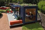 Фото 5 Проекты домов с плоской крышей (62 фото): новые материалы — новые возможности