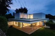 Фото 18 Проекты домов с плоской крышей (62 фото): новые материалы — новые возможности
