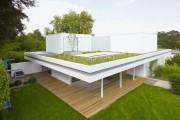 Фото 21 Проекты домов с плоской крышей (62 фото): новые материалы — новые возможности
