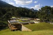 Фото 26 Проекты домов с плоской крышей (62 фото): новые материалы — новые возможности