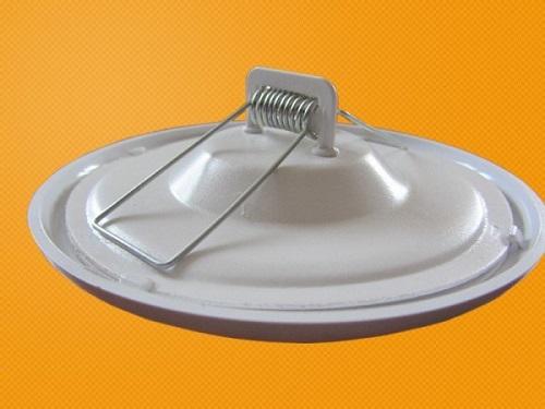 Рис. 4. Врезной точечный светильник