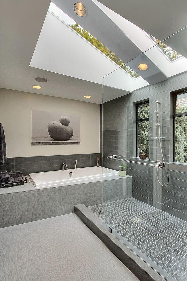 Высокая герметичность и устойчивость к влаге делают незаменимыми точечные LED светильники для ванной комнаты