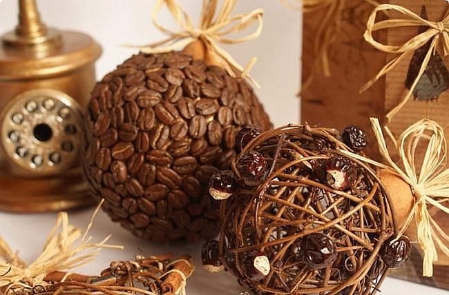 Кофейные деревья: подарок, сделанный своими руками - всегда самый лучший!
