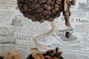 Фото 15 Кофейные деревья (40 фото): как создать топиарий своими руками