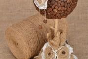 Фото 7 Кофейные деревья (40 фото): как создать топиарий своими руками
